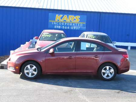2012 Chevrolet Cruze LT w/1FL for Sale  - C63655P  - Kars Incorporated