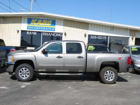 2013 Chevrolet Silverado 2500HD LT 4WD Crew Cab for Sale  - D83228P  - Kars Incorporated