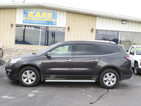 2013 Chevrolet Traverse LT Leather AWD for Sale  - D20743P  - Kars Incorporated