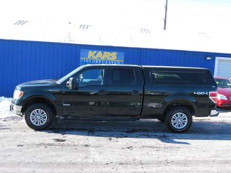 2013 Ford F-150 XLT w/HD Payload Pkg 4WD SuperCrew for Sale  - D91520P  - Kars Incorporated