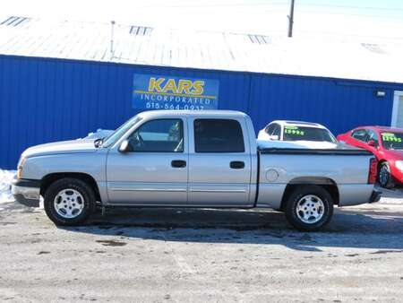 2004 Chevrolet Silverado 1500 LS Crew Cab for Sale  - 419207P  - Kars Incorporated