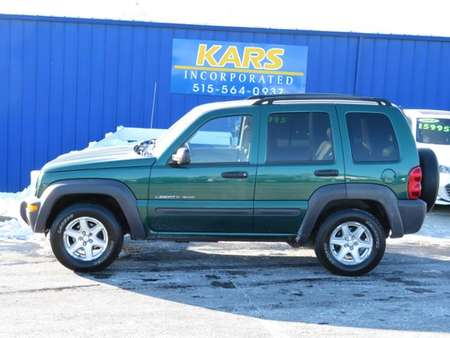 2003 Jeep Liberty Sport 4WD for Sale  - 312288P  - Kars Incorporated