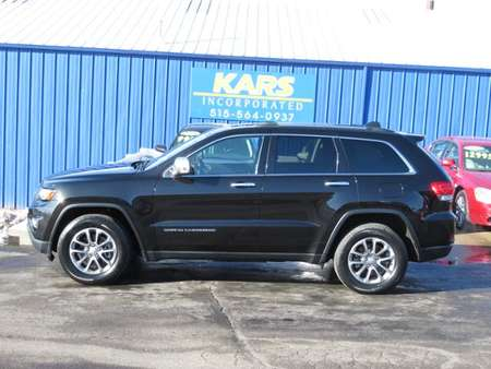 2014 Jeep Grand Cherokee Limited for Sale  - E64118P  - Kars Incorporated