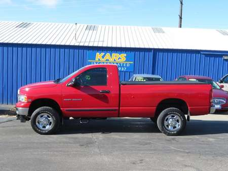 2004 Dodge Ram 2500 SLT 4WD Regular Cab with Snow Plow for Sale  - 439301P  - Kars Incorporated