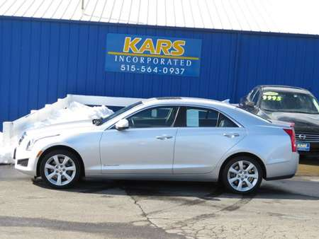 2013 Cadillac ATS AWD for Sale  - D64999P  - Kars Incorporated