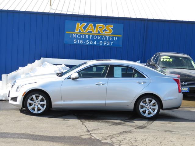 2013 Cadillac ATS  - Kars Incorporated