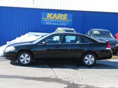 2008 Chevrolet Impala LT for Sale  - 845324P  - Kars Incorporated