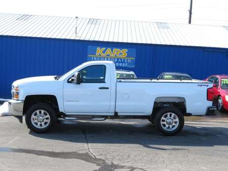 2016 Chevrolet Silverado 2500HD Work Truck 4WD Regular Cab for Sale  - G94754P  - Kars Incorporated