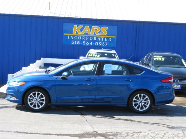 2017 Ford Fusion  - Kars Incorporated