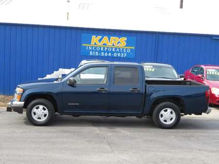 2004 Chevrolet Colorado 1SJ LS ZQ8 Crew Cab for Sale  - 404432P  - Kars Incorporated
