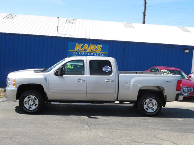 2008 Chevrolet Silverado 2500HD  - Kars Incorporated