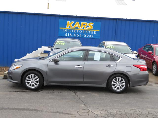 2016 Nissan Altima  - Kars Incorporated