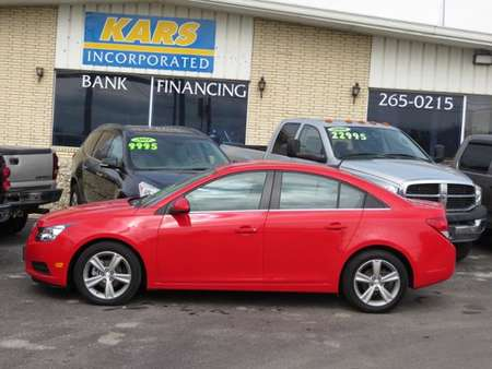 2014 Chevrolet Cruze 2LT for Sale  - E01364p  - Kars Incorporated