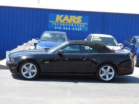 2011 Ford Mustang GT Premium Convertible for Sale  - B03623P  - Kars Incorporated