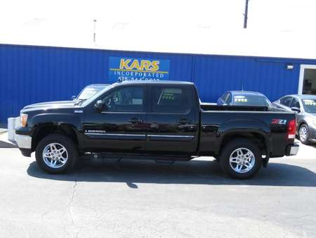 2009 GMC Sierra 1500 SLE 4WD Crew Cab for Sale  - 956782P  - Kars Incorporated