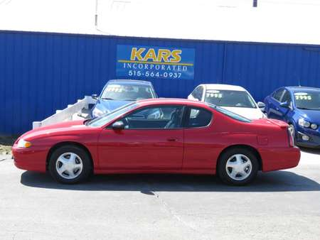 2003 Chevrolet Monte Carlo SS for Sale  - 359836P  - Kars Incorporated