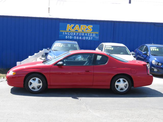2003 Chevrolet Monte Carlo  - Kars Incorporated