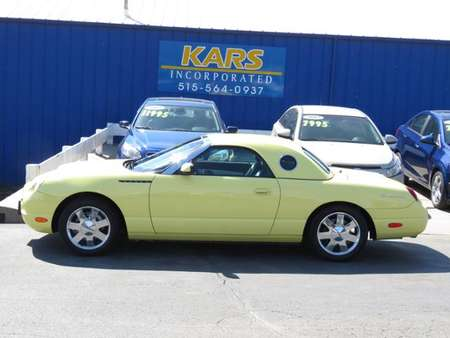 2002 Ford Thunderbird w/Hardtop Premium for Sale  - 205050P  - Kars Incorporated