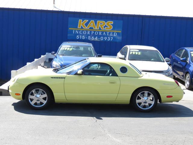 2002 Ford Thunderbird  - Kars Incorporated