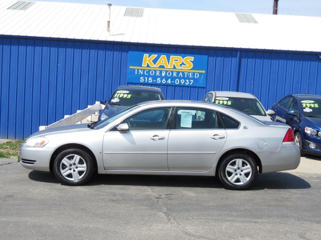 2008 Chevrolet Impala  - Kars Incorporated