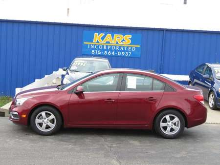2015 Chevrolet Cruze LT for Sale  - F48648P  - Kars Incorporated