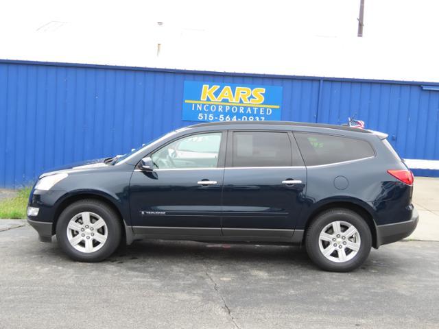 2009 Chevrolet Traverse Lt W2lt Awd Stock 979322p Pleasant