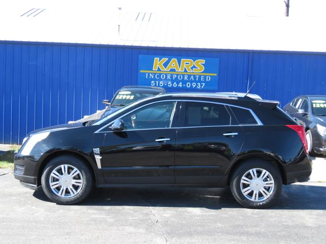 2010 Cadillac Srx Luxury Collection Stock A16083p Pleasant