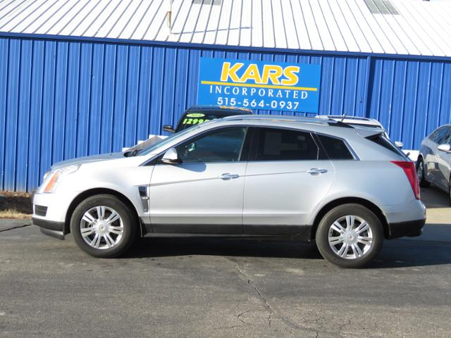 2010 Cadillac Srx Luxury Collection Awd Stock A15535p Pleasant