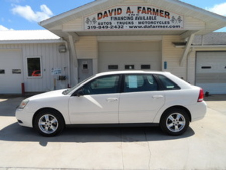 2005 Chevrolet Malibu MAXX LS 4 Door***1 Owner*** for Sale  - 4103  - David A. Farmer, Inc.