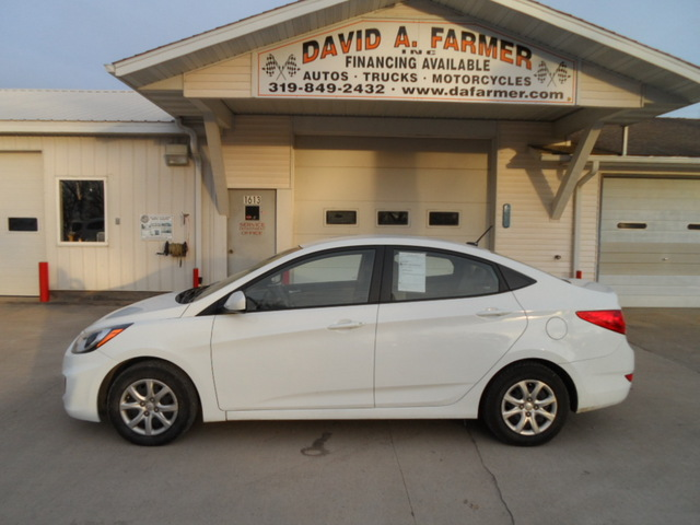 2014 Hyundai Accent  - David A. Farmer, Inc.