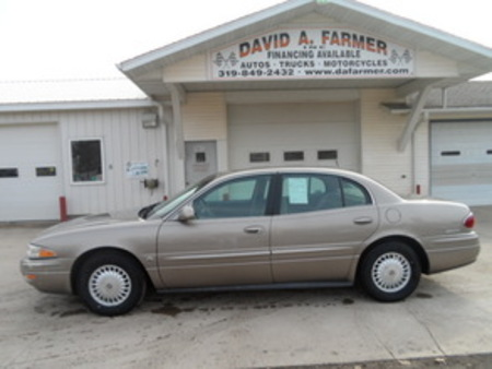 2001 Buick LeSabre Limited 4 Door**1 Owner/New Tires** for Sale  - 4049  - David A. Farmer, Inc.