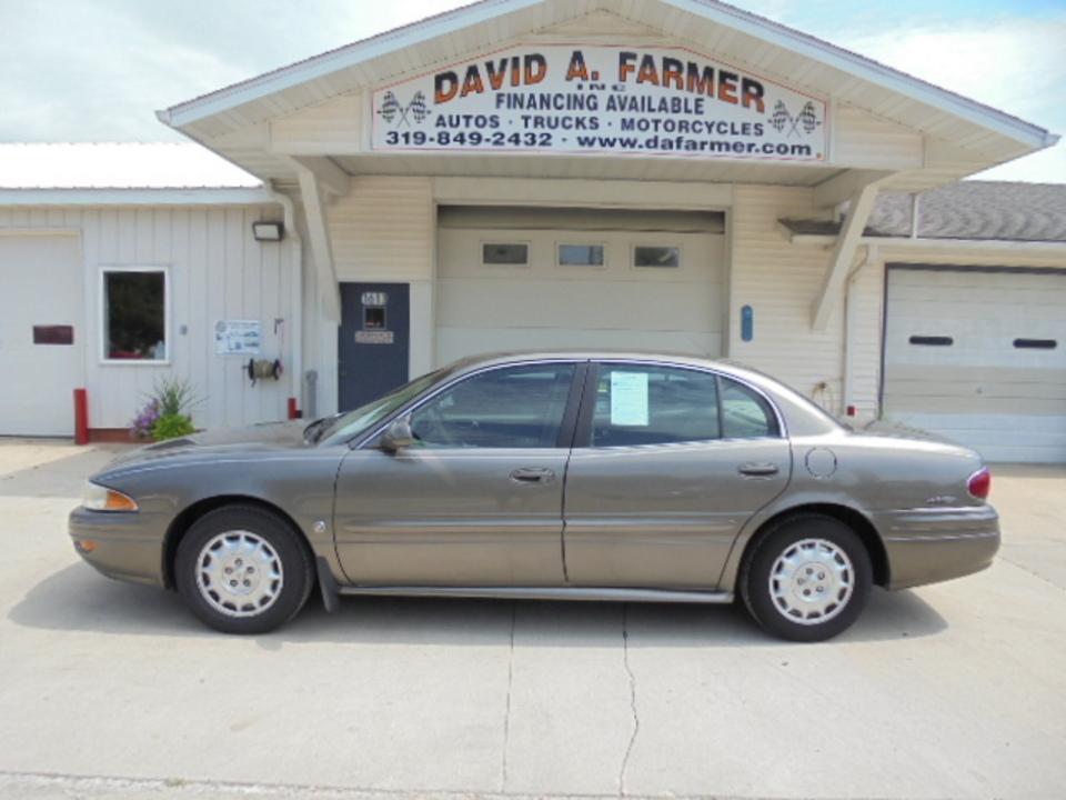2001 Buick LeSabre  - David A. Farmer, Inc.