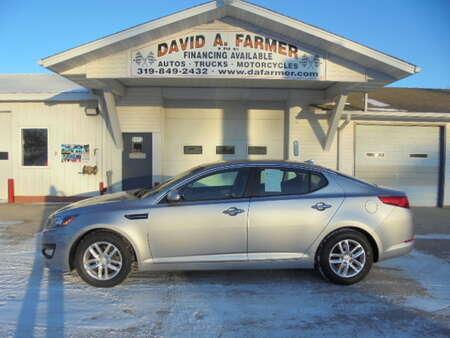 2013 Kia Optima LX 4 Door**1 Owner/New Tires** for Sale  - 5250  - David A. Farmer, Inc.