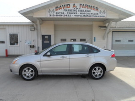 2009 Ford Focus SES 4 Door**2 Owner/Low Miles** for Sale  - 4157  - David A. Farmer, Inc.