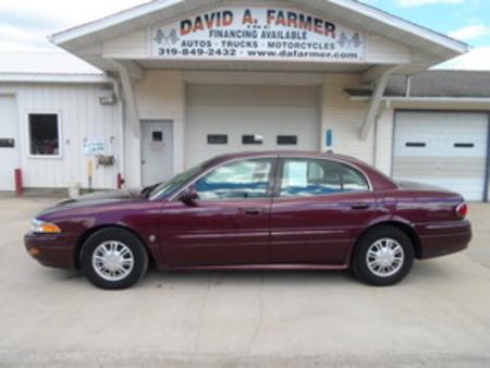 2004 Buick LeSabre Custom 4 Door for Sale  - 4105  - David A. Farmer, Inc.