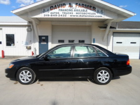 2002 Toyota Avalon XLS 4 Door**1 Owner/Low Miles/Loaded** for Sale  - 4161  - David A. Farmer, Inc.