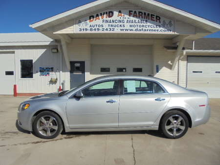 2012 Chevrolet Malibu 2 LT 4 Door**Heated Leather/Sunroof** for Sale  - 4264  - David A. Farmer, Inc.
