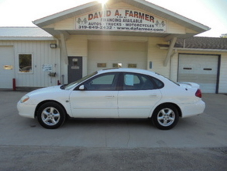 2003 Ford Taurus SES 4 Door**Leather/Sunroof** for Sale  - 4176  - David A. Farmer, Inc.