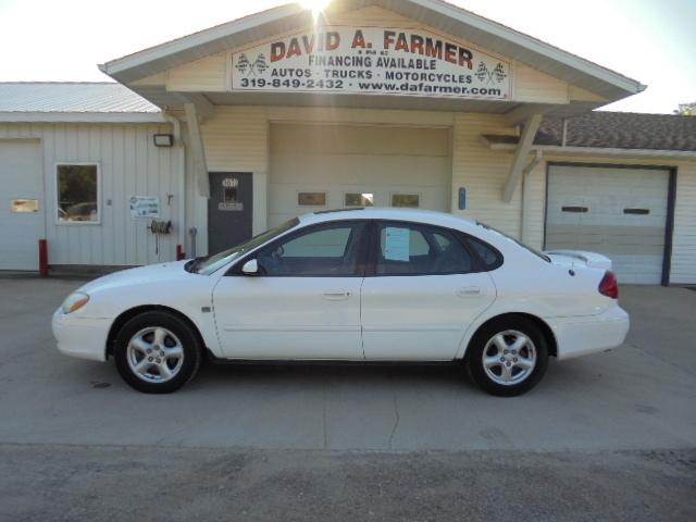 2003 Ford Taurus  - David A. Farmer, Inc.