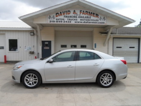 2013 Chevrolet Malibu Eco I4 Hybrid 4 Door**New Tires** for Sale  - 4172  - David A. Farmer, Inc.