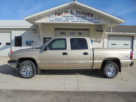 2005 Chevrolet Silverado 1500 LS Crew Cab 4X4**Rust Free** for Sale  - 4232  - David A. Farmer, Inc.