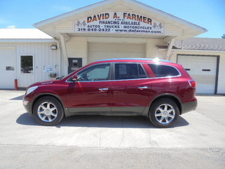 2009 Buick Enclave CXL FWD**Loaded/New Tires** for Sale  - 4173  - David A. Farmer, Inc.