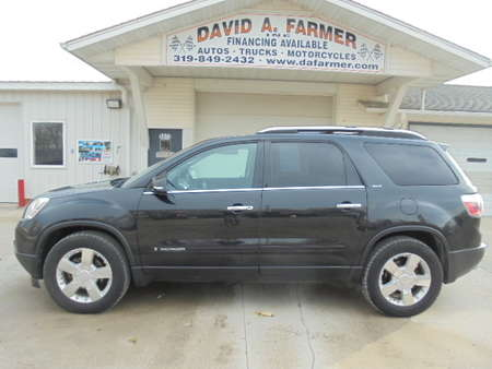 2008 GMC Acadia SLT AWD**New Tires/New GM Transmision** for Sale  - 4228-1  - David A. Farmer, Inc.