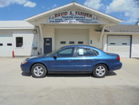2002 Ford Taurus SES 4 Door**Low Miles** for Sale  - 4175  - David A. Farmer, Inc.