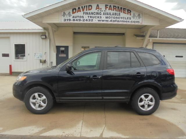 2007 Hyundai SANTA FE GLS  - David A. Farmer, Inc.