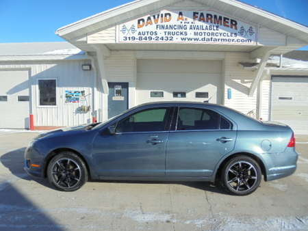 2012 Ford Fusion SEL 4 Door**Loaded** for Sale  - 4248  - David A. Farmer, Inc.