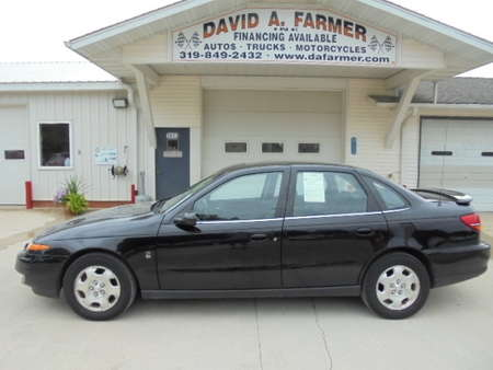 2001 Saturn LS L300 Sedan**Loaded/New Tires** for Sale  - 4201  - David A. Farmer, Inc.
