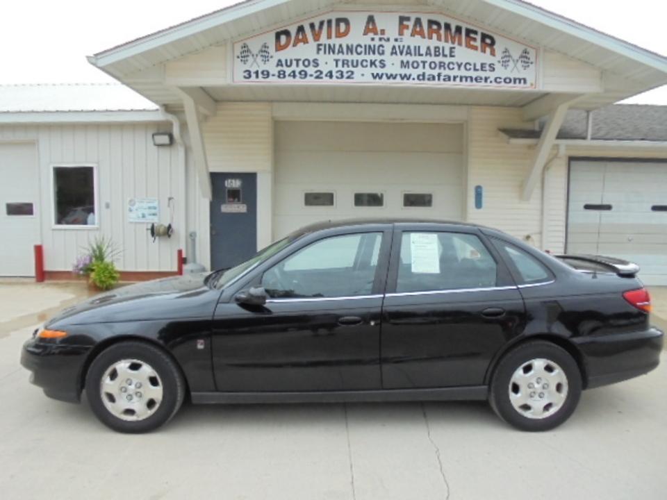 2001 Saturn LS  - David A. Farmer, Inc.