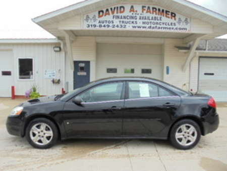 2007 Pontiac G6 4 Door *NEW TIRES* for Sale  - 4199  - David A. Farmer, Inc.