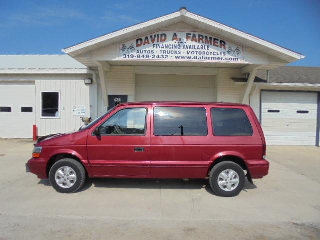 1995 Dodge Caravan  - David A. Farmer, Inc.